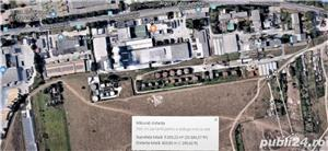 ZONA INDUSTRIALĂ - Teren intravilan 5000 mp! - imagine 1