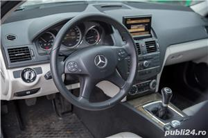 Mercedes-benz Clasa C C 250 - imagine 11