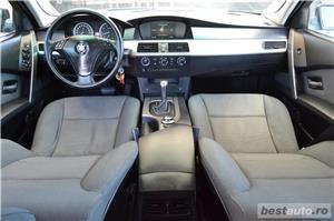 Bmw 520I cu GAZ=avans 0 % rate fixe = aprobarea creditului in 2 ore = autohaus vindem si in rate - imagine 6