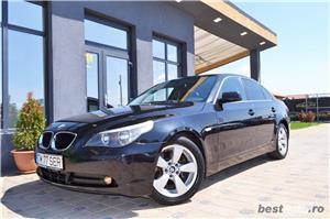 Bmw 520I cu GAZ=avans 0 % rate fixe = aprobarea creditului in 2 ore = autohaus vindem si in rate - imagine 10