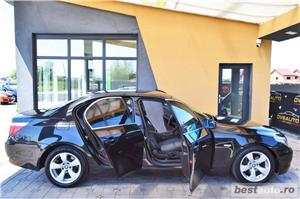 Bmw 520I cu GAZ=avans 0 % rate fixe = aprobarea creditului in 2 ore = autohaus vindem si in rate - imagine 16