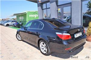 Bmw 520I cu GAZ=avans 0 % rate fixe = aprobarea creditului in 2 ore = autohaus vindem si in rate - imagine 13