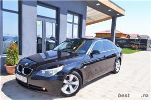 Bmw 520I cu GAZ=avans 0 % rate fixe = aprobarea creditului in 2 ore = autohaus vindem si in rate - imagine 1