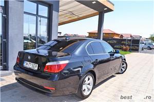 Bmw 520I cu GAZ=avans 0 % rate fixe = aprobarea creditului in 2 ore = autohaus vindem si in rate - imagine 5