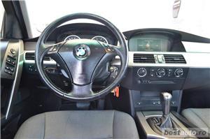 Bmw 520I cu GAZ=avans 0 % rate fixe = aprobarea creditului in 2 ore = autohaus vindem si in rate - imagine 15