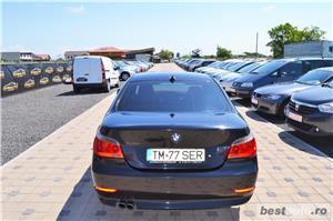 Bmw 520I cu GAZ=avans 0 % rate fixe = aprobarea creditului in 2 ore = autohaus vindem si in rate - imagine 14