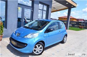 Peugeot 107 AN:2007=avans 0 % rate fixe = aprobarea creditului in 2 ore = autohaus vindem si in rate - imagine 1