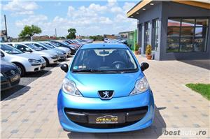 Peugeot 107 AN:2007=avans 0 % rate fixe = aprobarea creditului in 2 ore = autohaus vindem si in rate - imagine 3