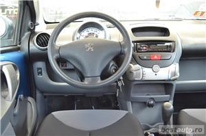 Peugeot 107 AN:2007=avans 0 % rate fixe = aprobarea creditului in 2 ore = autohaus vindem si in rate - imagine 9