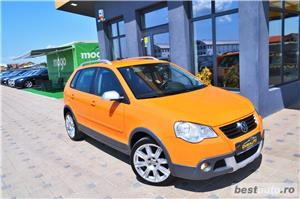Vw Polo CROSS AN:2007=avans 0 % rate fixe =aprobarea creditului in 2 ore= autohaus vindem si in rate - imagine 6