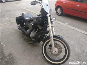 Harley davidson Dyna Street Bob - imagine 4