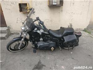 Harley davidson Dyna Street Bob - imagine 3