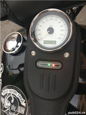 Harley davidson Dyna Street Bob - imagine 5