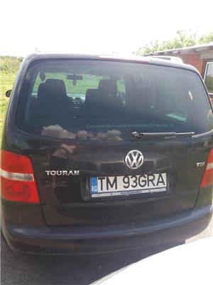 Vw Touran - imagine 1