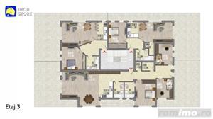 Bloc Nou Pipera Voluntari apartamente de 2 si 3 camere - imagine 8