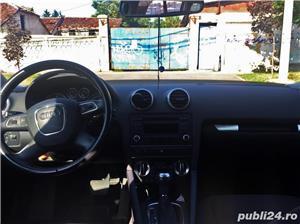 Audi A3 Sportback   An 2012   75.000 km   Diesel   Cutie automata - imagine 6