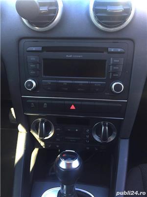 Audi A3 Sportback   An 2012   75.000 km   Diesel   Cutie automata - imagine 7