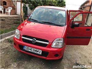 Opel Agila - imagine 5