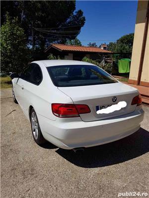 BMW 320D COUPE E92 AN 2009 - imagine 5