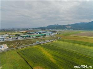 Vezi FILM!!Oportunitate de investitie la DN1, 5.000 mp, zona aeroportului Brasov - imagine 2