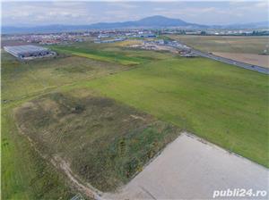 Vezi FILM!!Oportunitate de investitie la DN1, 5.000 mp, zona aeroportului Brasov - imagine 4