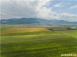 Vezi FILM!!Oportunitate de investitie la DN1, 5.000 mp, zona aeroportului Brasov - imagine 1