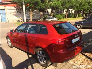 Audi A3 Sportback   An 2012   75.000 km   Diesel   Cutie automata - imagine 3