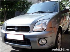 Subaru Justy 4x4, A/C, RAR recent - Inmatriculat definitiv - imagine 2
