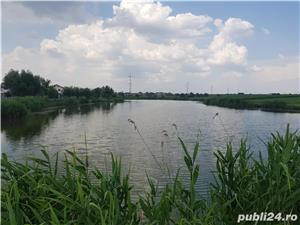 Comuna Berceni teren intravilan cu acces catre lac ! ACCEPT RATE ! - imagine 6