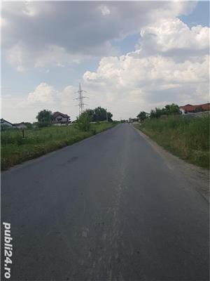 Comuna Berceni teren intravilan cu acces catre lac ! ACCEPT RATE ! - imagine 10