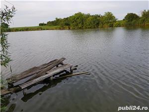 Comuna Berceni teren intravilan cu acces catre lac ! ACCEPT RATE ! - imagine 3