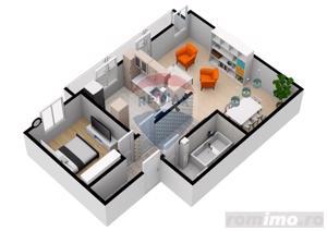 Apartament | 2 camere | 54,2 mpu | Selimbar | COMISION 0% - imagine 4