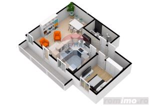 Apartament | 2 camere | 54,2 mpu | Selimbar | COMISION 0% - imagine 6