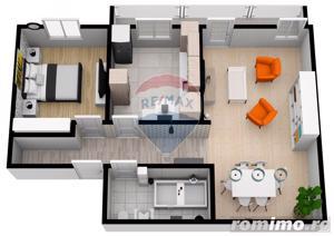 Apartament | 2 camere | 54,2 mpu | Selimbar | COMISION 0% - imagine 2