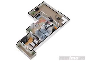 Apartament | 2 camere | Balcon- 9.5 mp | DEZVOLTATOR - imagine 3