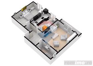 Apartament | 2 camere | 55.3 mpu | Șelimbăr | Comision 0% - imagine 2