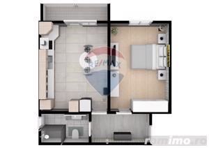 Apartament | 34.8 mpu | Dezvoltator | Selimbar | Comision 0% - imagine 4