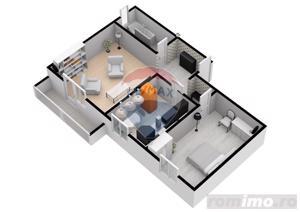 Apartament | 2 camere | 55.3 mpu | Șelimbăr | Comision 0% - imagine 3