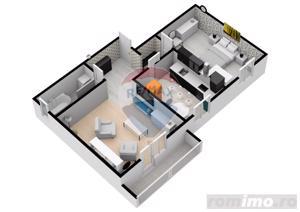 Apartament | 2 camere | 55.3 mpu | Șelimbăr | Comision 0% - imagine 4