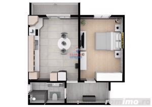 Apartament modern 34,5 mpu | COMISION 0% | - imagine 4