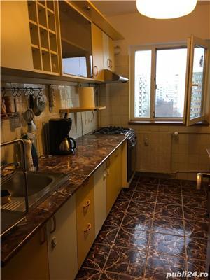 Particular, inchiriez apartament 2 camere in zona Tei, mobilat si utilat .Tel 0744166191 - imagine 3
