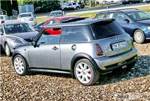 MINI COOPER S Panoramic - 1.6 BENZINA - 163 C.P. - CLIMATRONIC - XENON.  - imagine 4