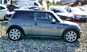 MINI COOPER S Panoramic - 1.6 BENZINA - 163 C.P. - CLIMATRONIC - XENON.  - imagine 7