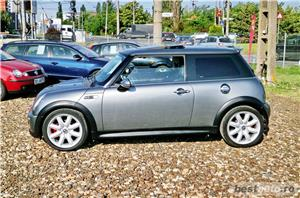 MINI COOPER S Panoramic - 1.6 BENZINA - 163 C.P. - CLIMATRONIC - XENON.  - imagine 8