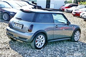 MINI COOPER S Panoramic - 1.6 BENZINA - 163 C.P. - CLIMATRONIC - XENON.  - imagine 6