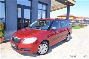 Skoda Fabia AN:2009=avans 0 % rate fixe aprobarea creditului in 2 ore=autohaus vindem si in rate - imagine 1