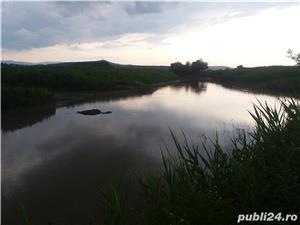 vand teren cabana langa lac sarat - imagine 2