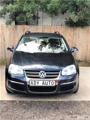 VW  GOLF BREK  1,9 TDI - AN 2008 / 08 - RATE FIXE , EGALE , FARA AVANS , CLIMA FUNCTIONALA  - imagine 5