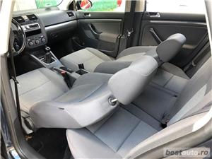 VW  GOLF BREK  1,9 TDI - AN 2008 / 08 - RATE FIXE , EGALE , FARA AVANS , CLIMA FUNCTIONALA  - imagine 11
