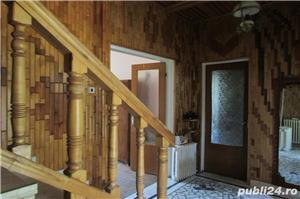 Zona PARC REGINA MARIA ,casa solida  in duplex D+P+E 190 mp utili,3 ari gradina  - imagine 3